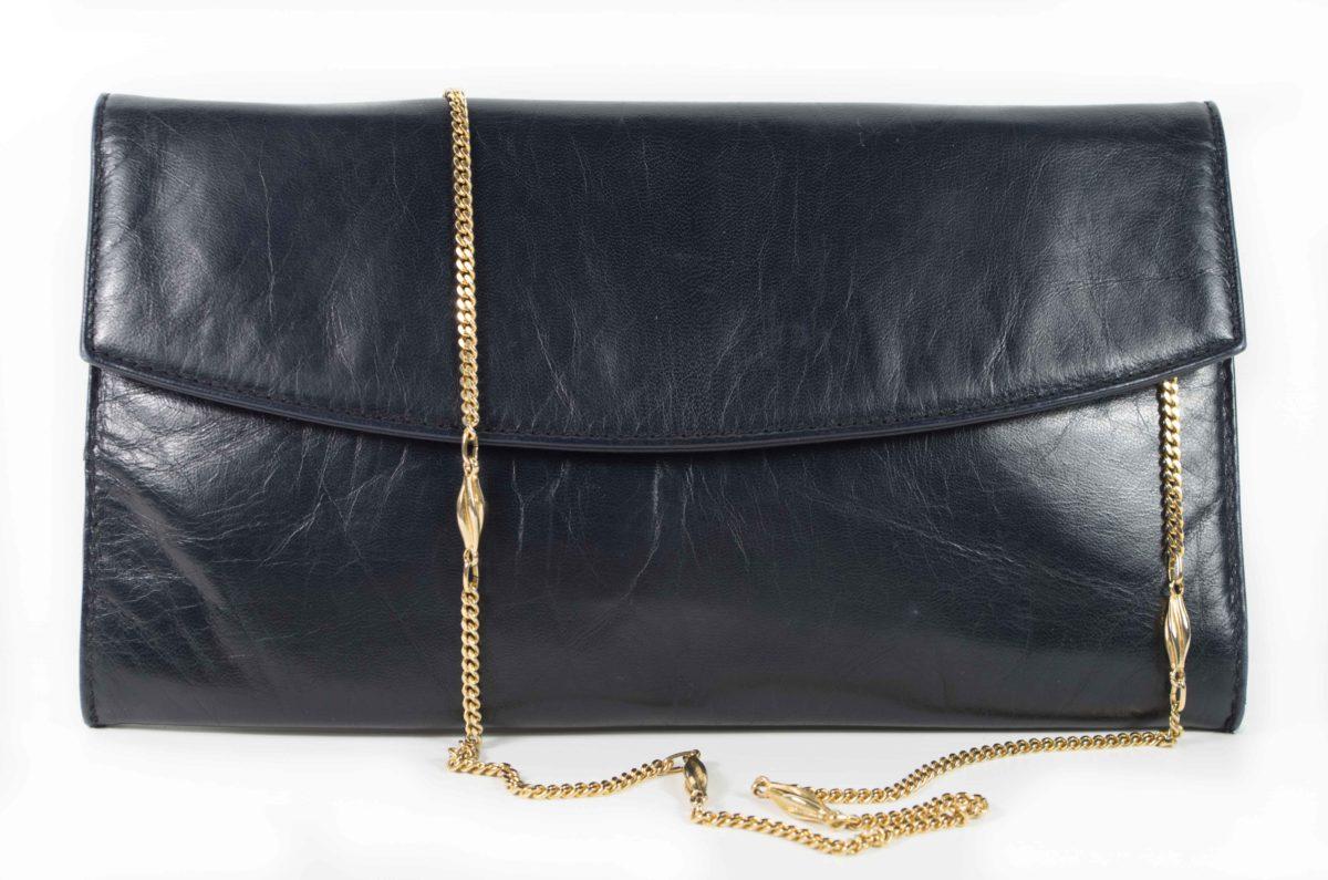 borsa nera tracolla