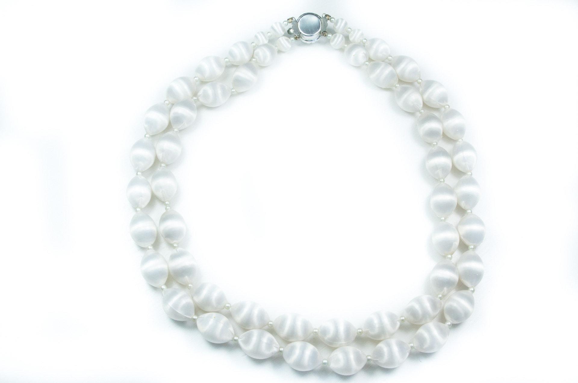 Collana di perle firmata JAPAN