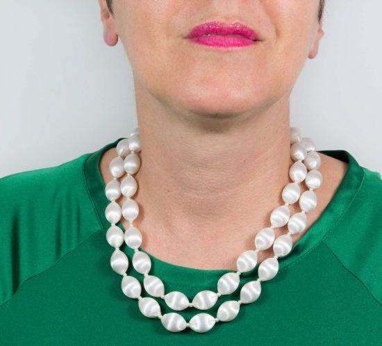 collana di perle firmata japan 6