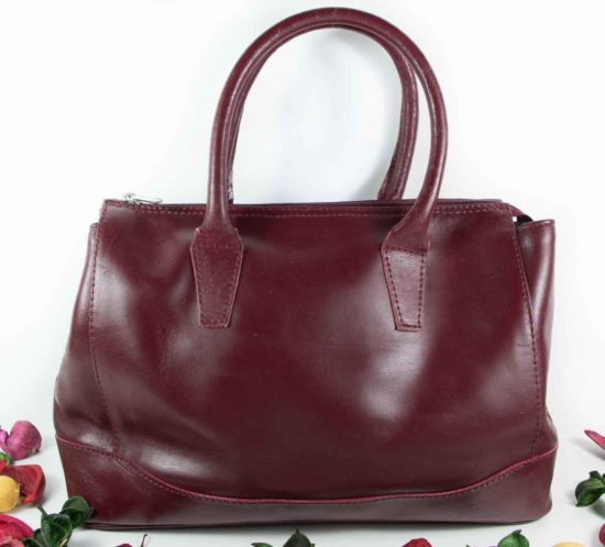bauletto bordeaux