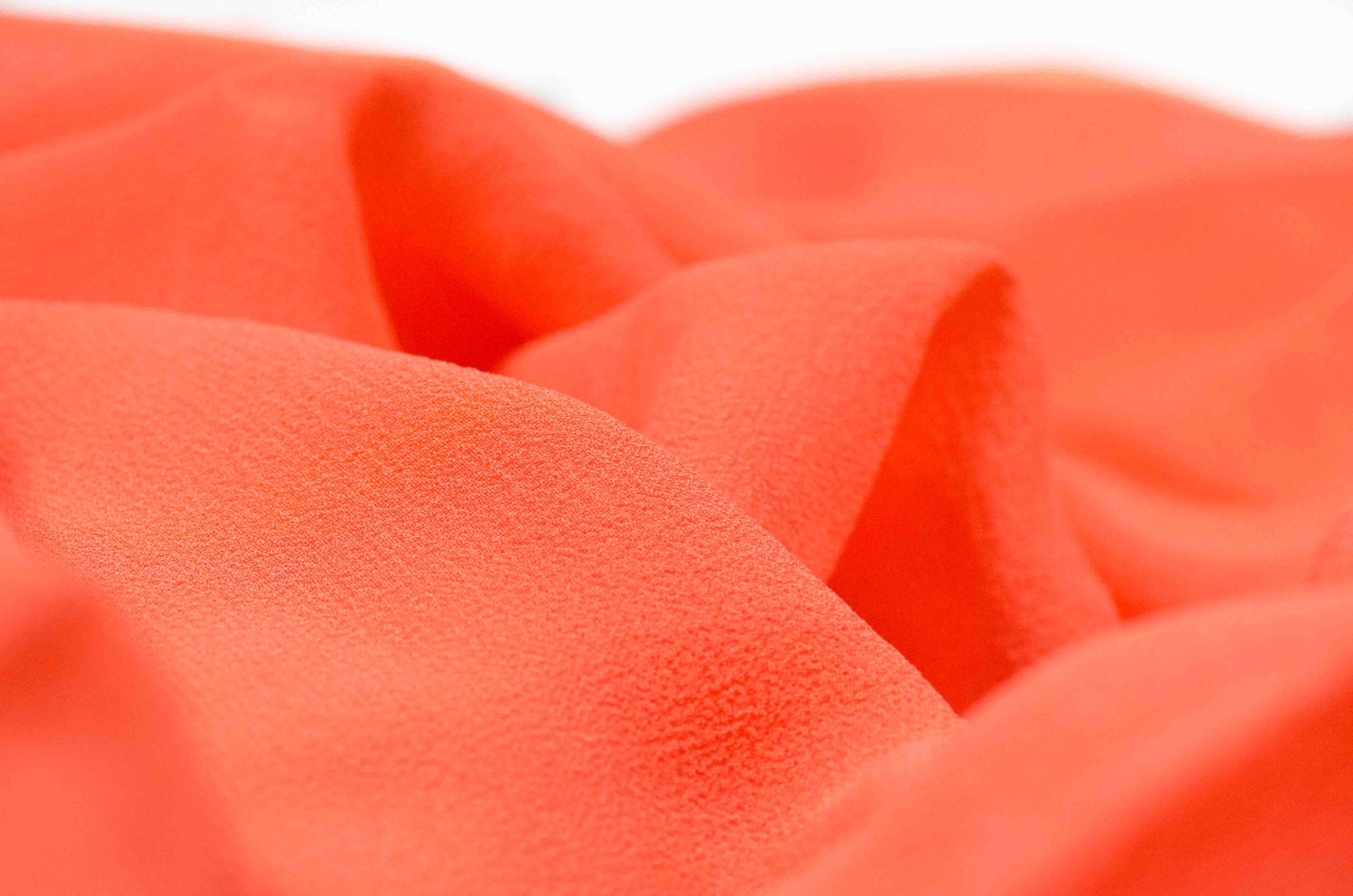 foulard arancione 1