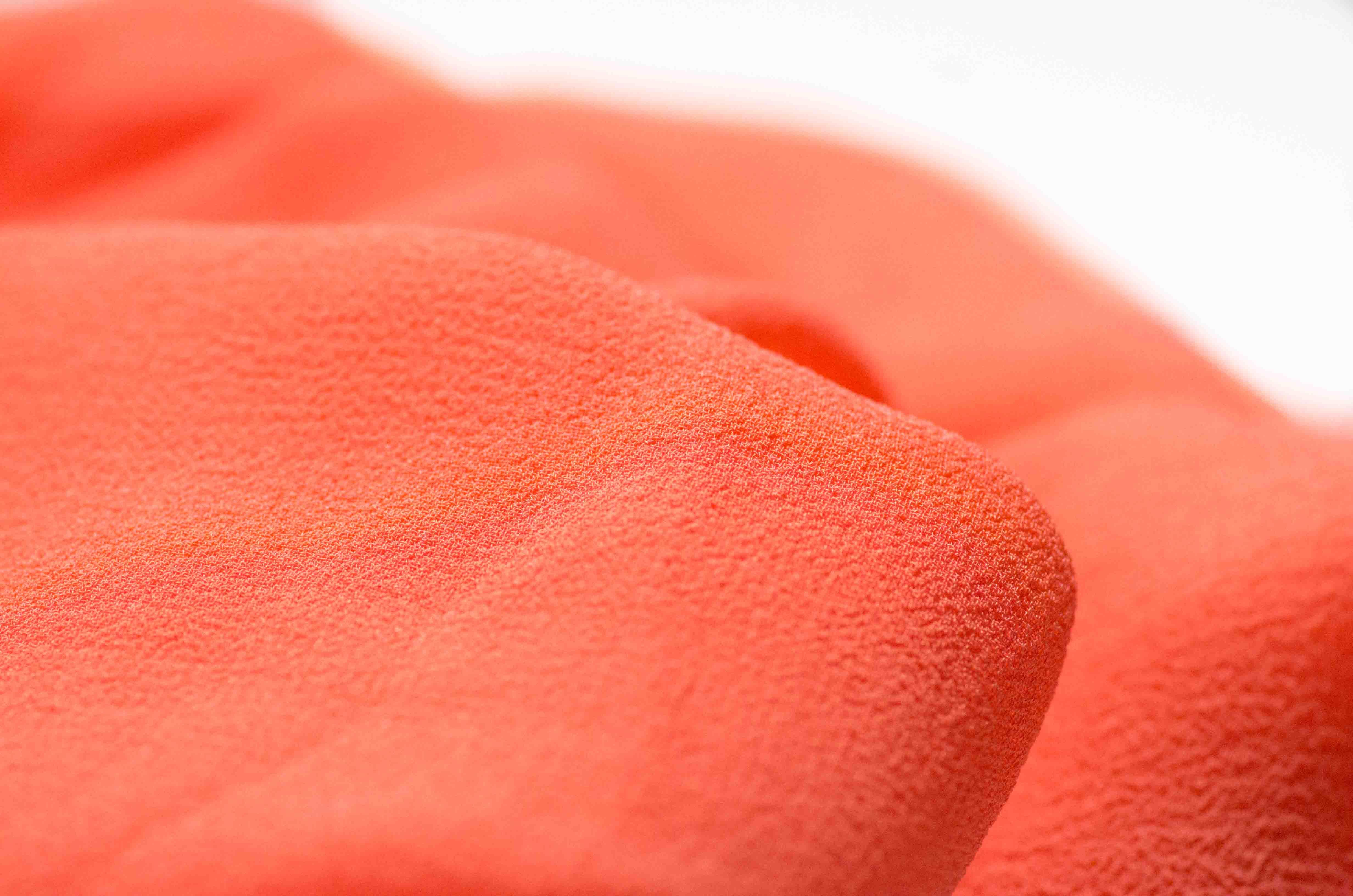 foulard arancione 4