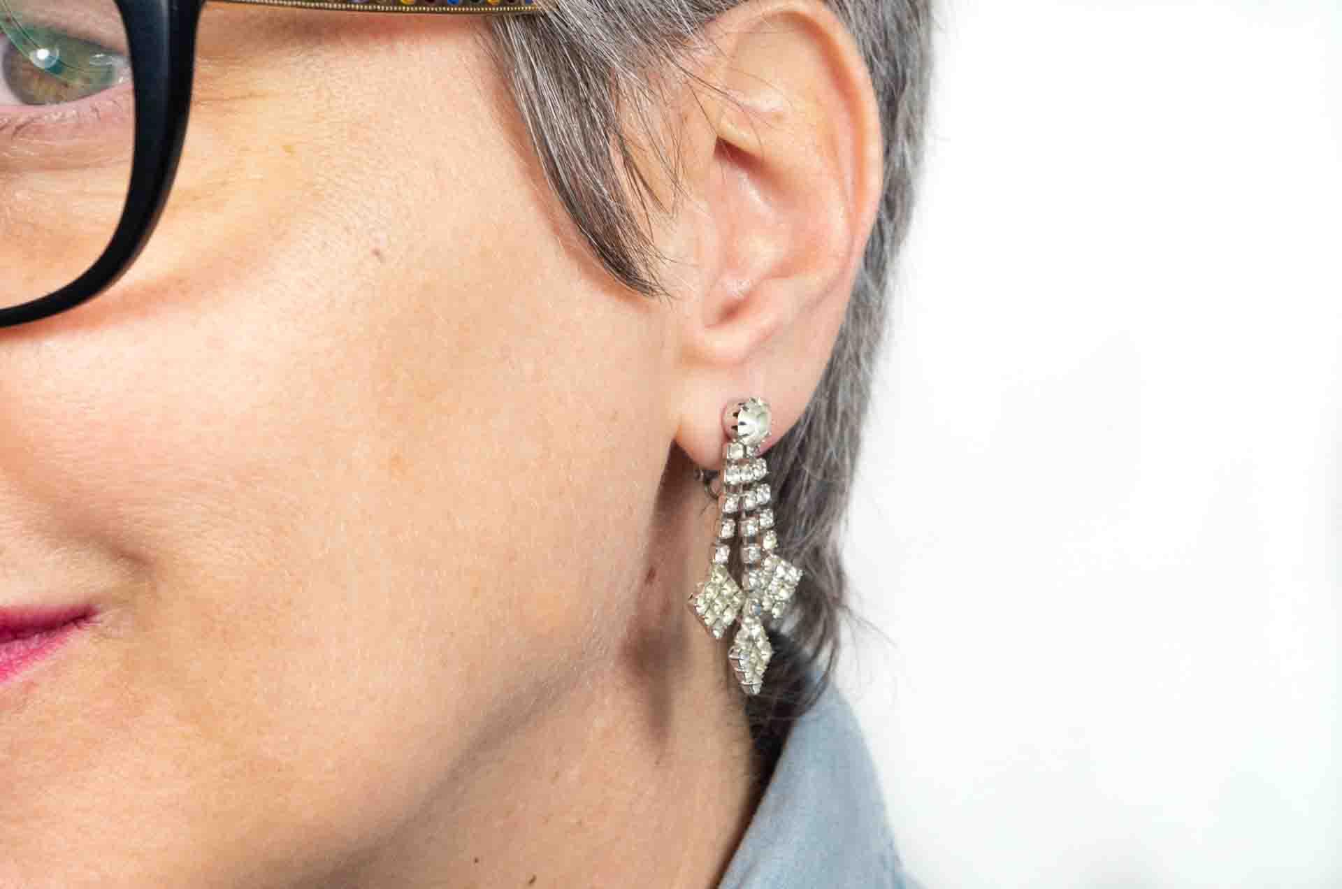 orecchini pendenti di cristalli 10