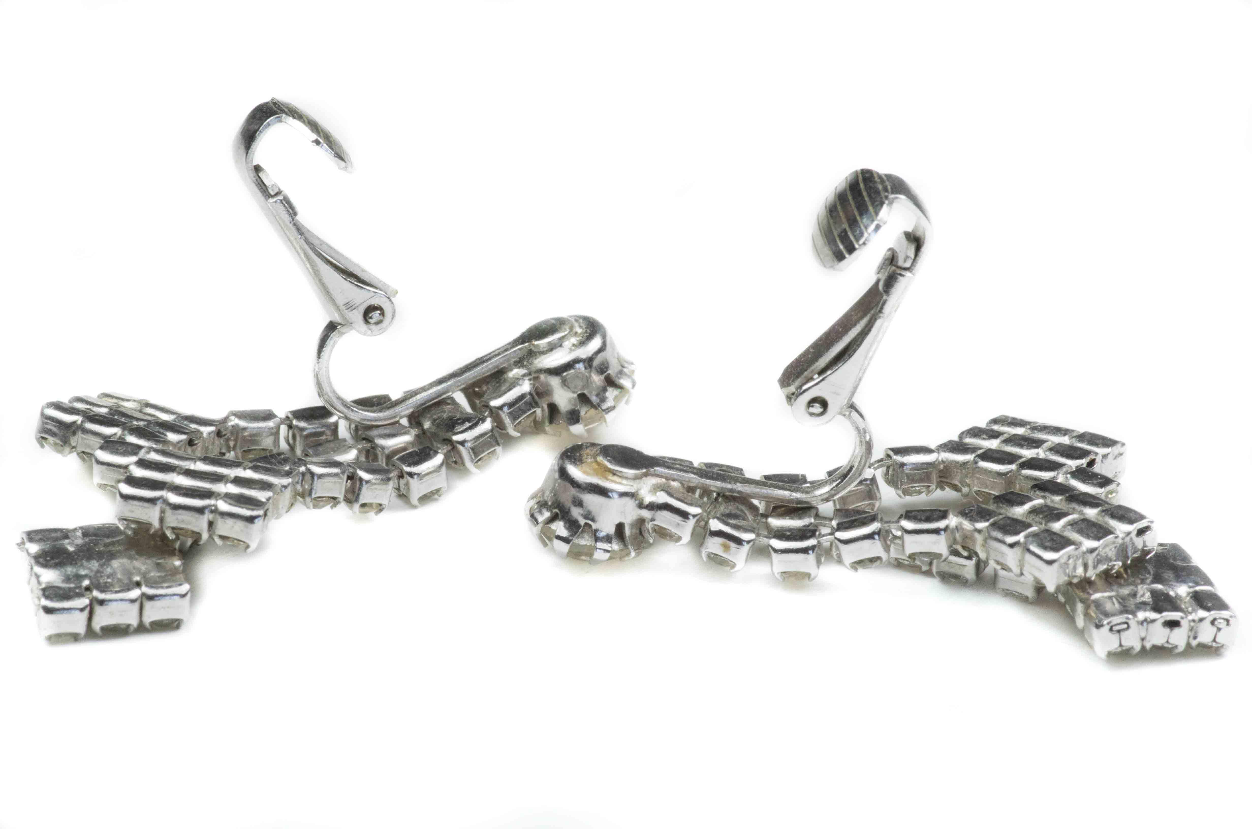 orecchini pendenti di cristalli 3