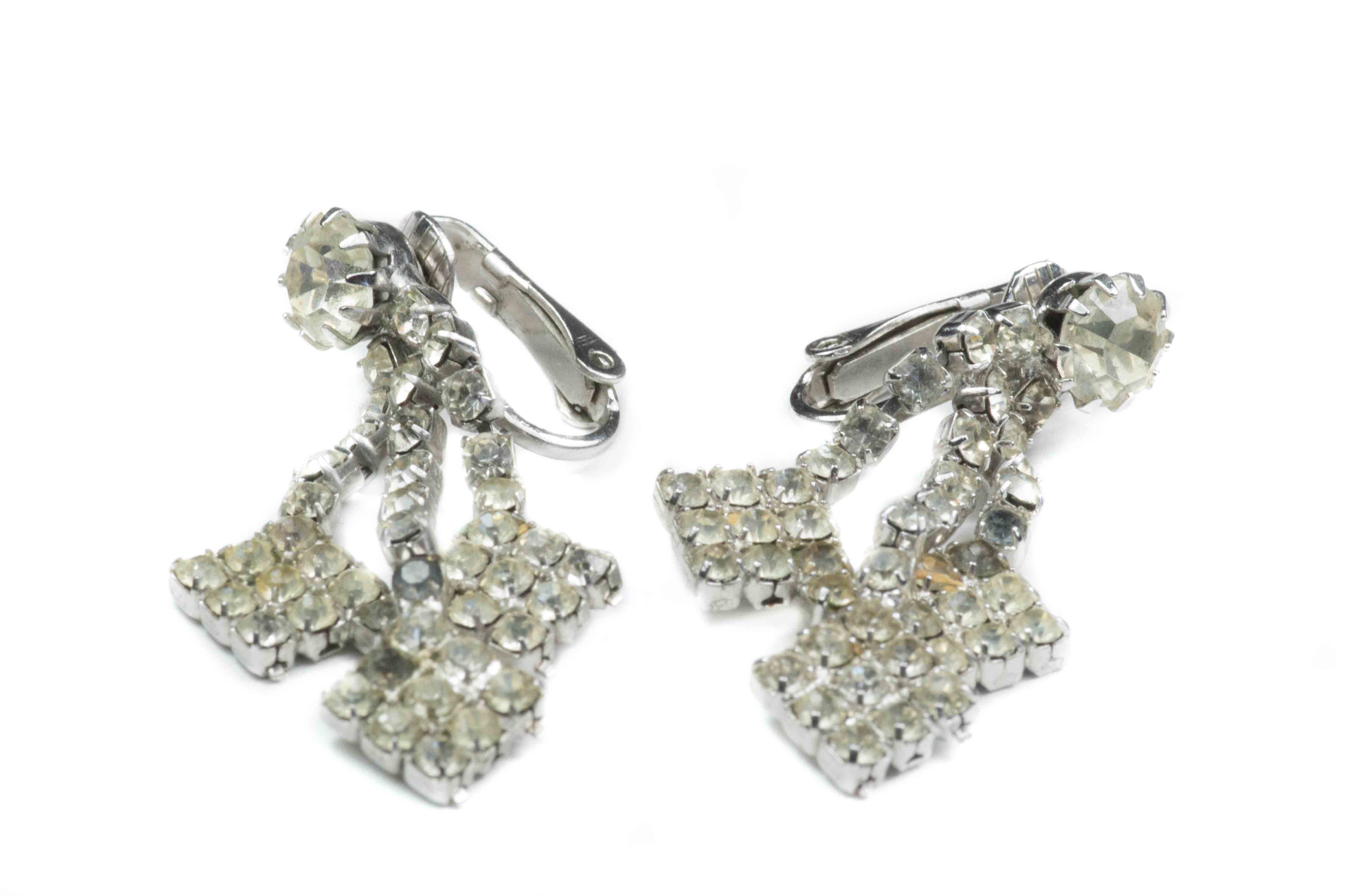 orecchini pendenti di cristalli 5