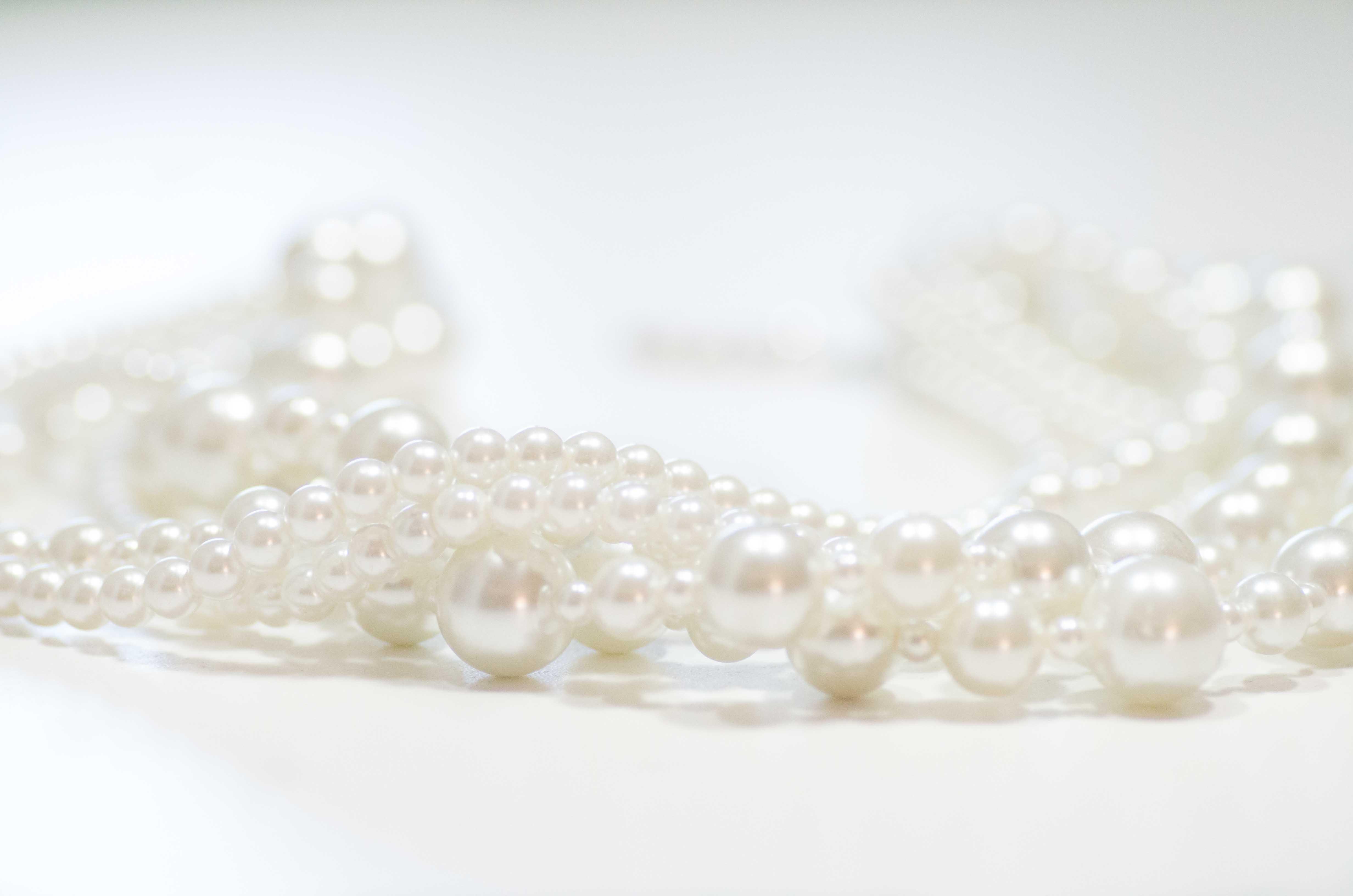 girocollo perle multifilo 3