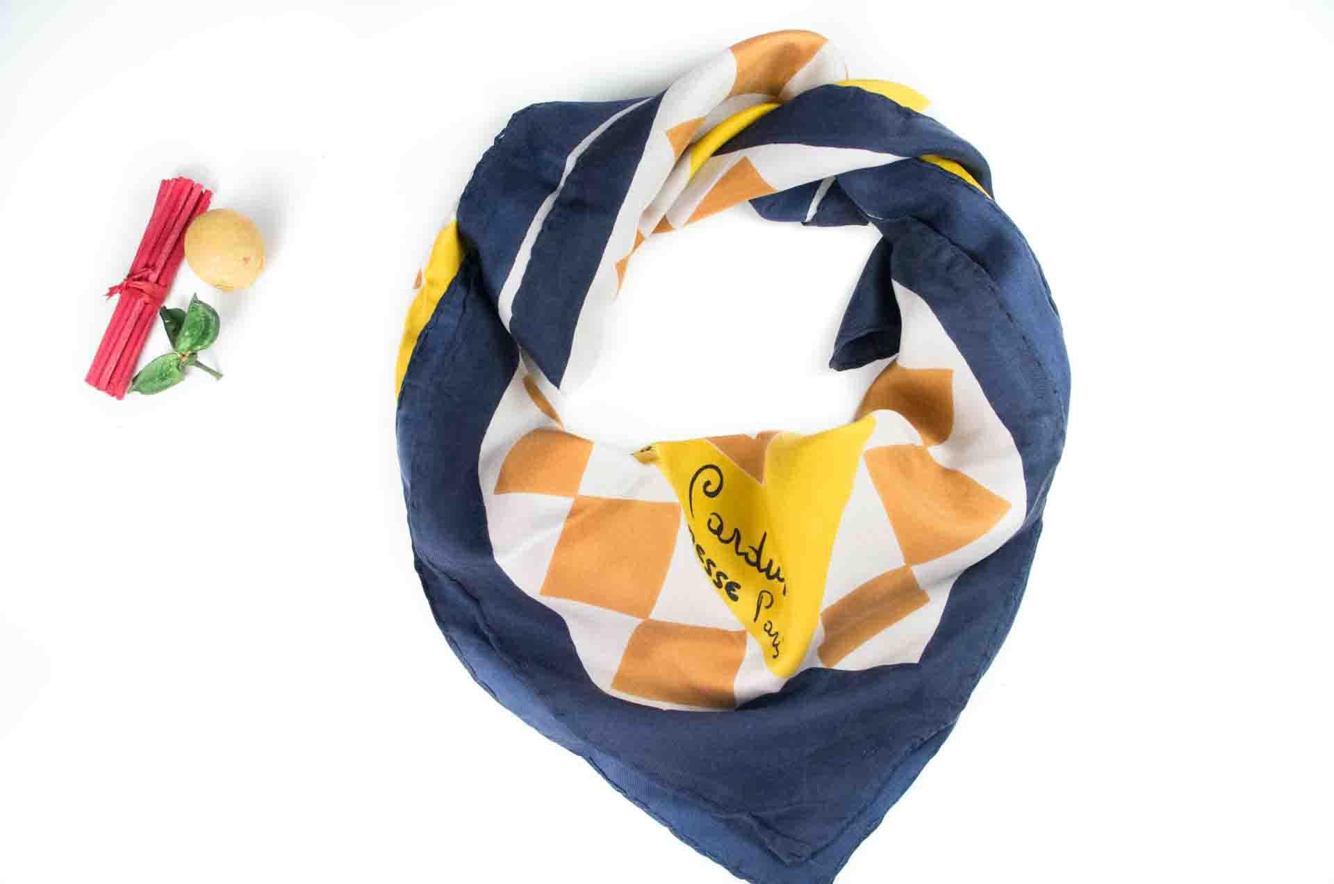 foulard pierre cardin jeunesse 3