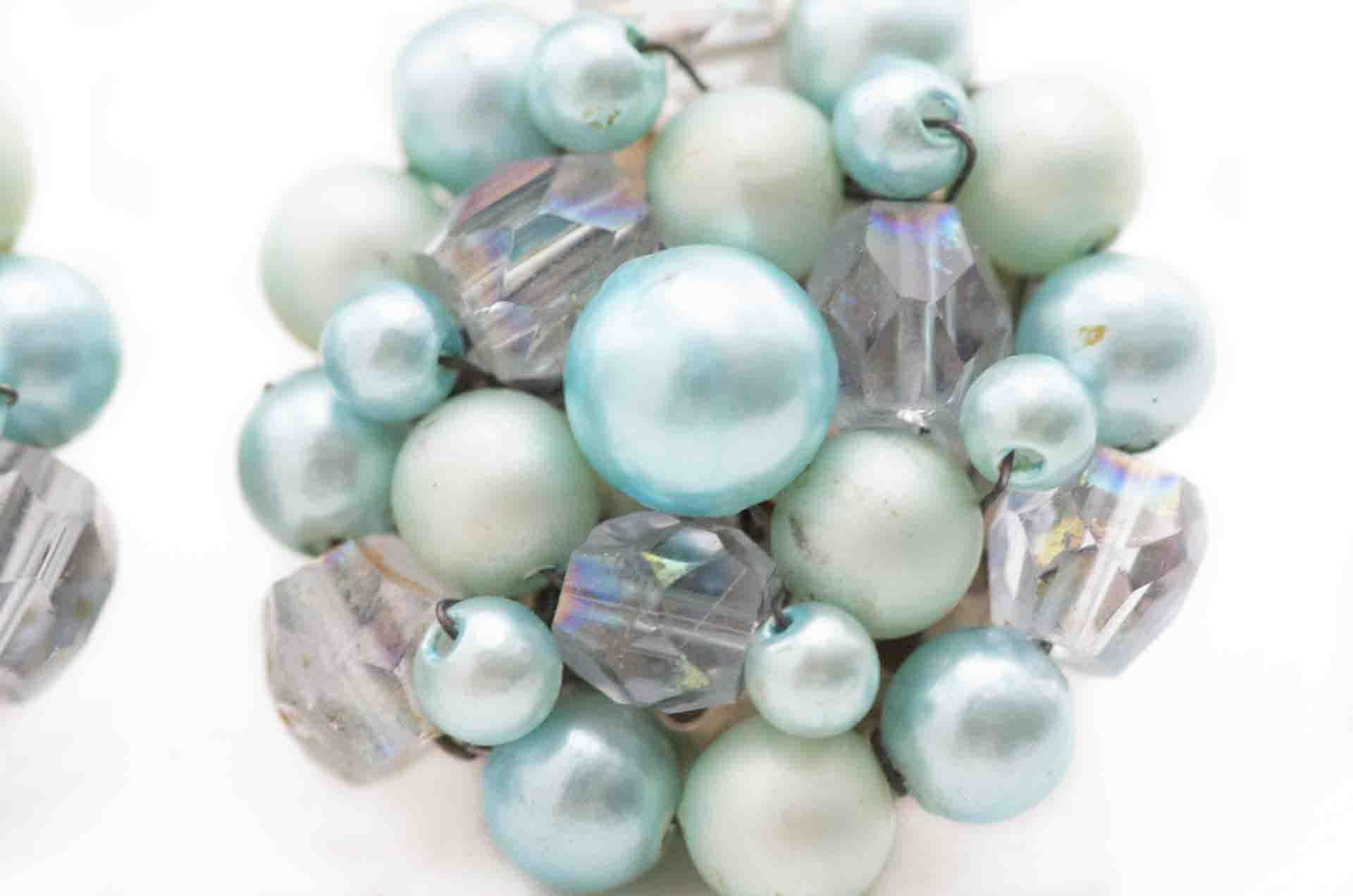 orecchini japan perle azzurre 4