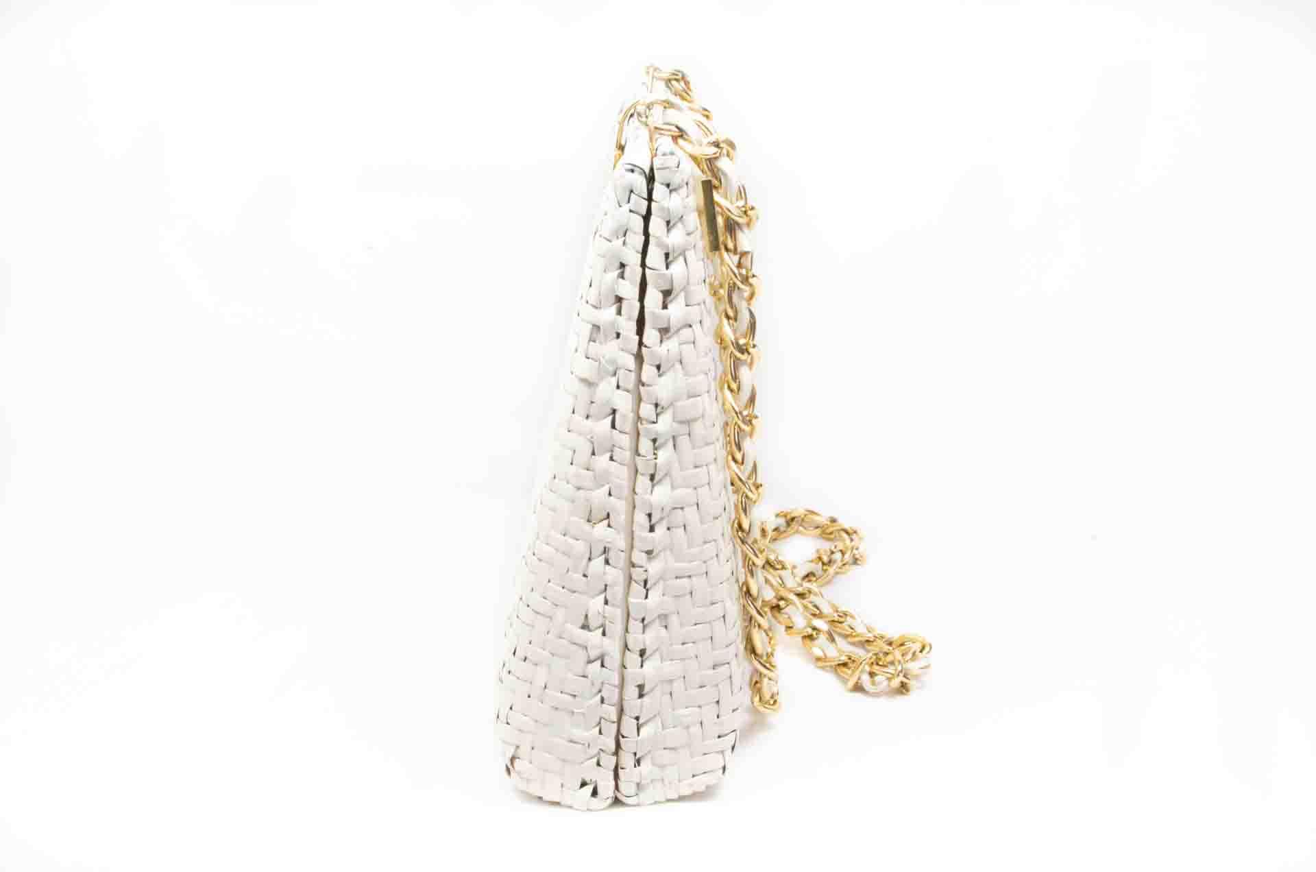 borsa in paglia bianca 3