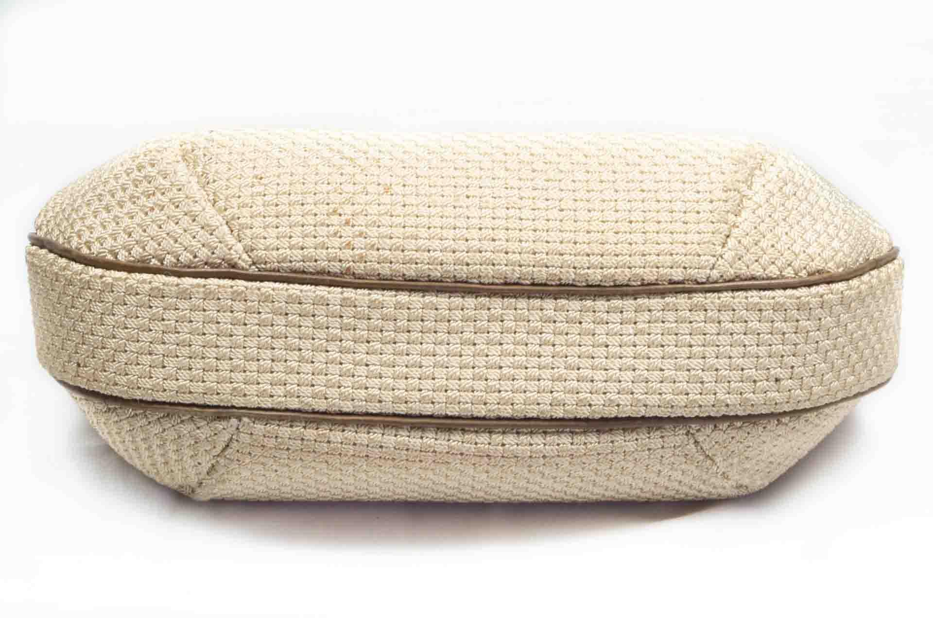 borsa in corda beige 12