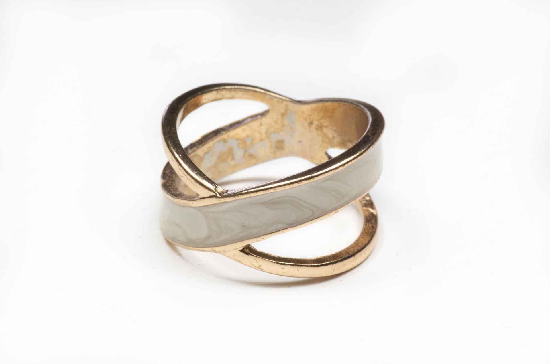 anello a doppia fascia 2