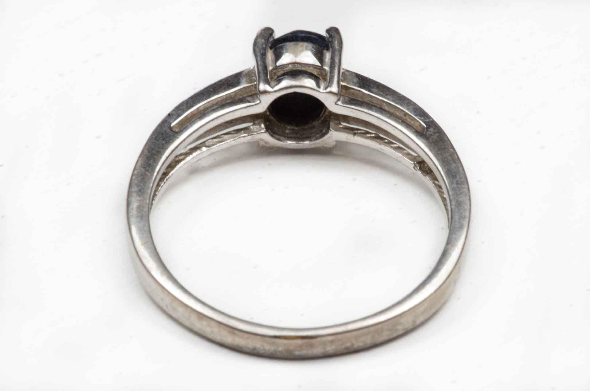 anello con ematite nera 4