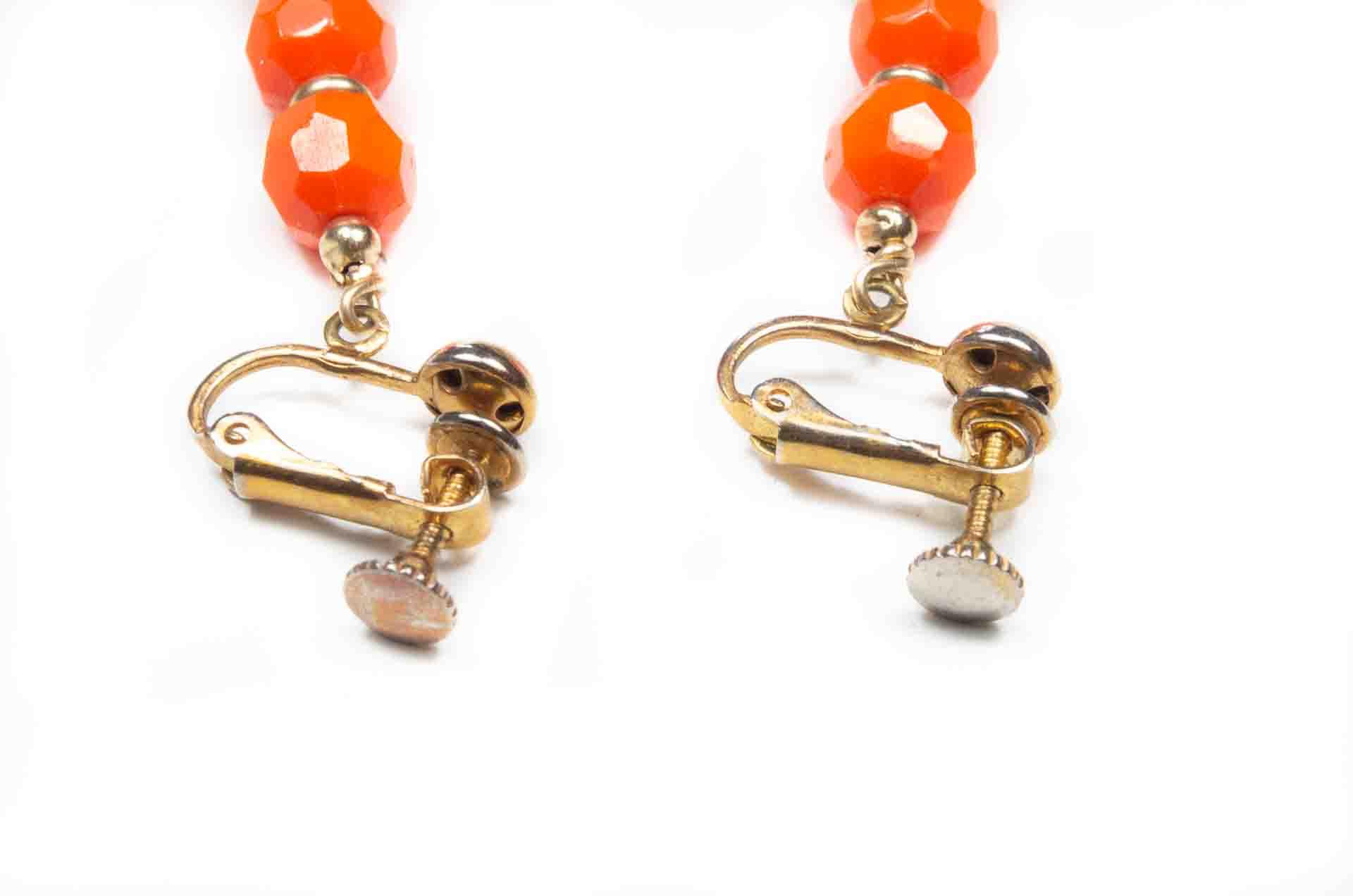 parure arancione 4
