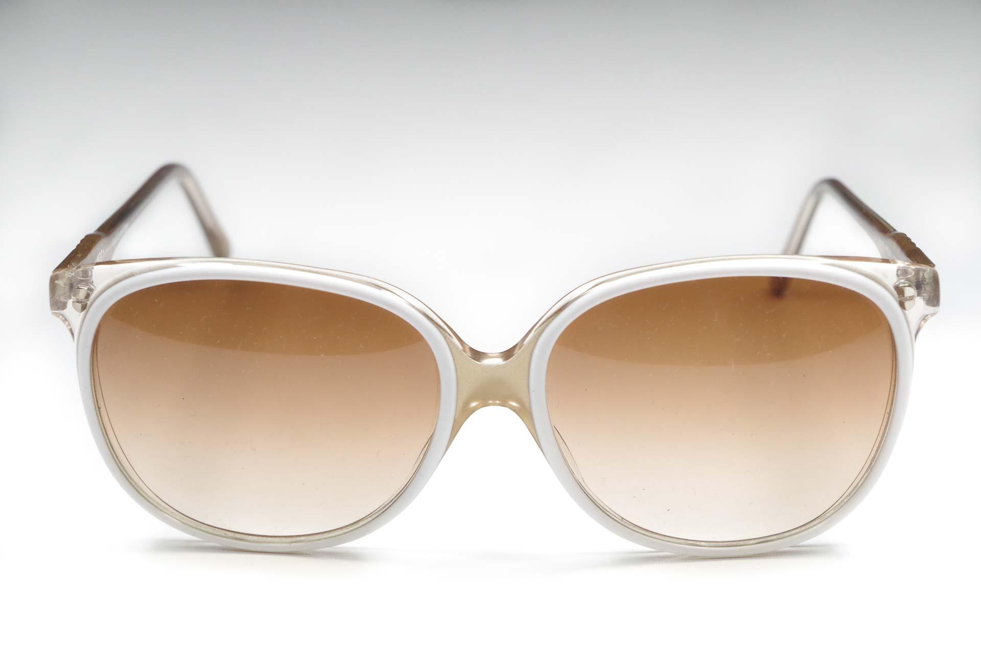 occhiali da sole bianchi 1