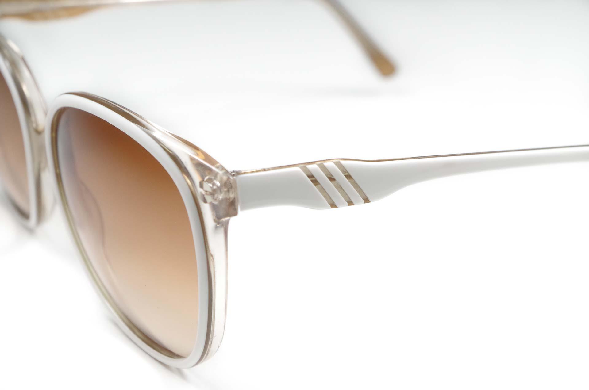 occhiali da sole bianchi 2