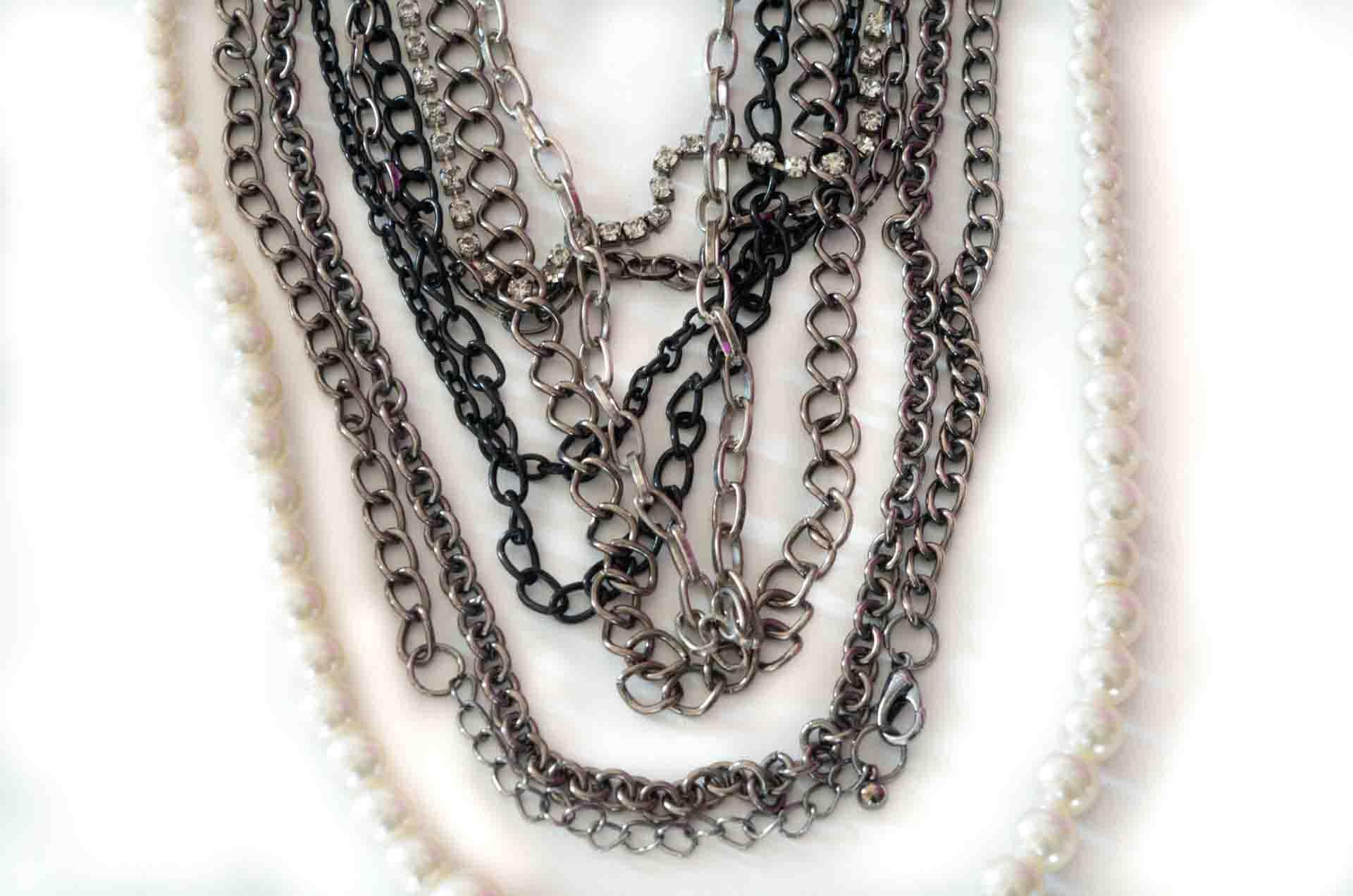 collana lunga multifilo 2