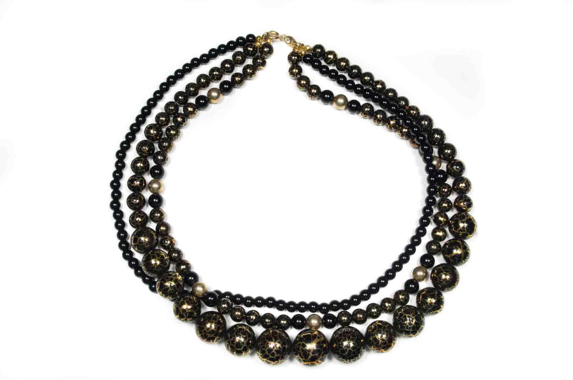 girocollo japan perle nere 2