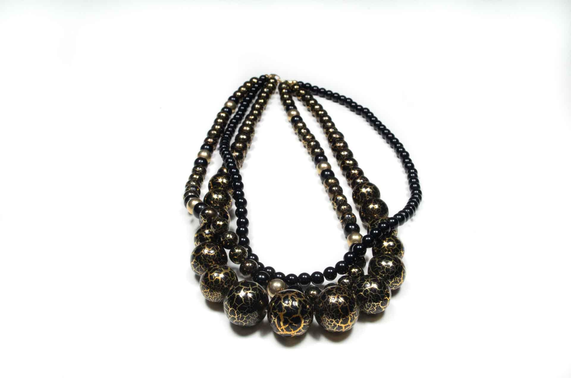 girocollo japan perle nere 3