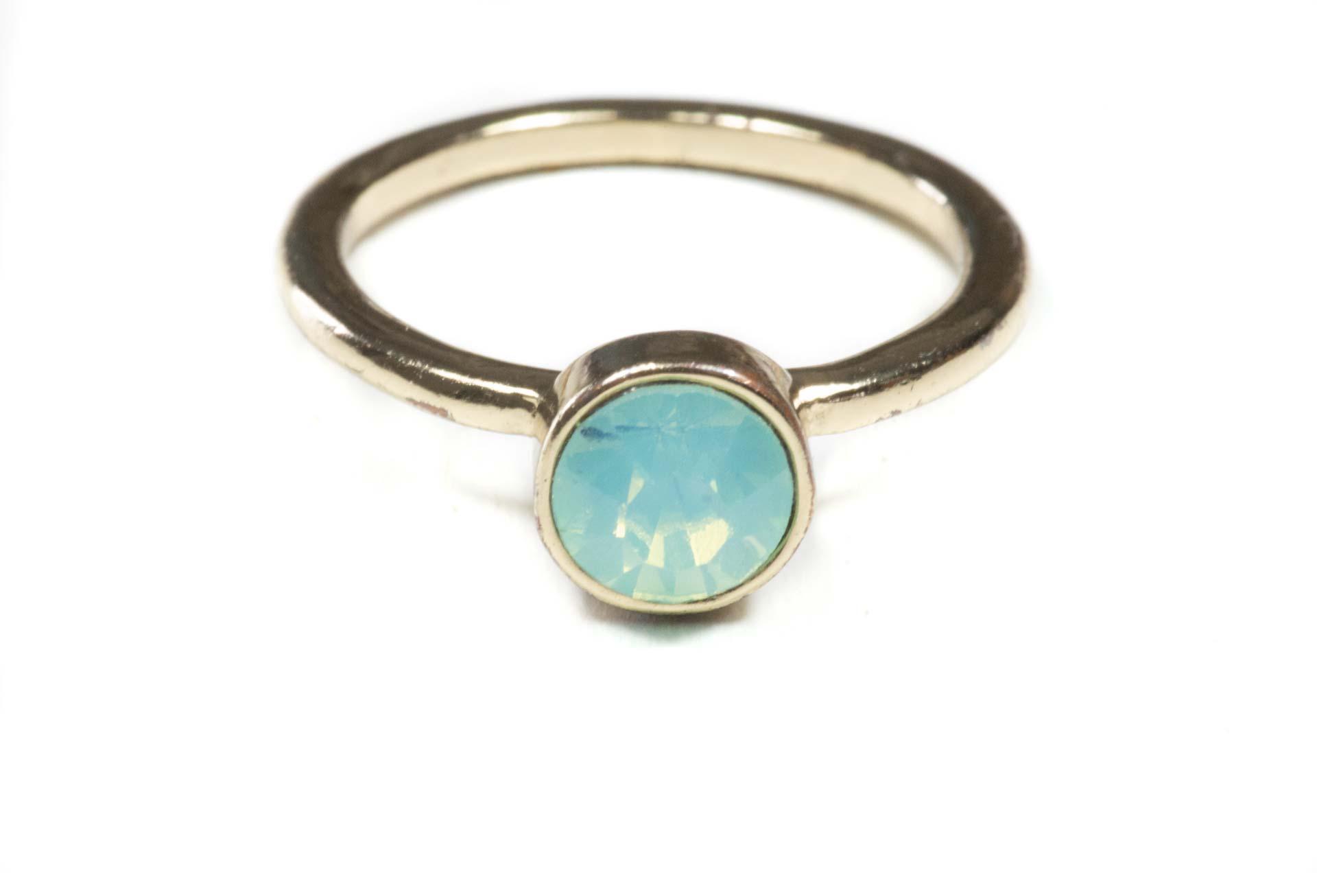 anello turchese 7