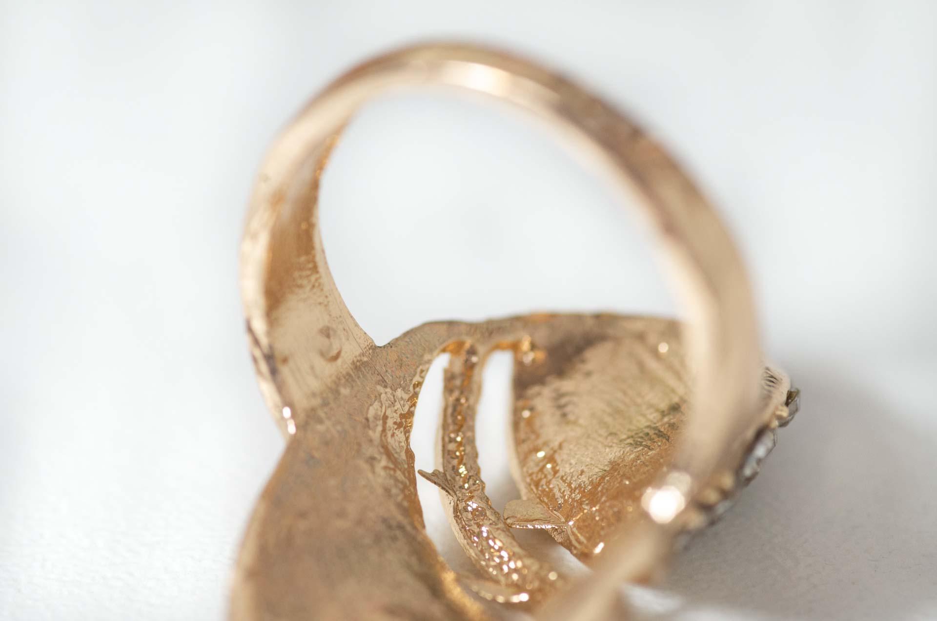 anello con cristalli 5