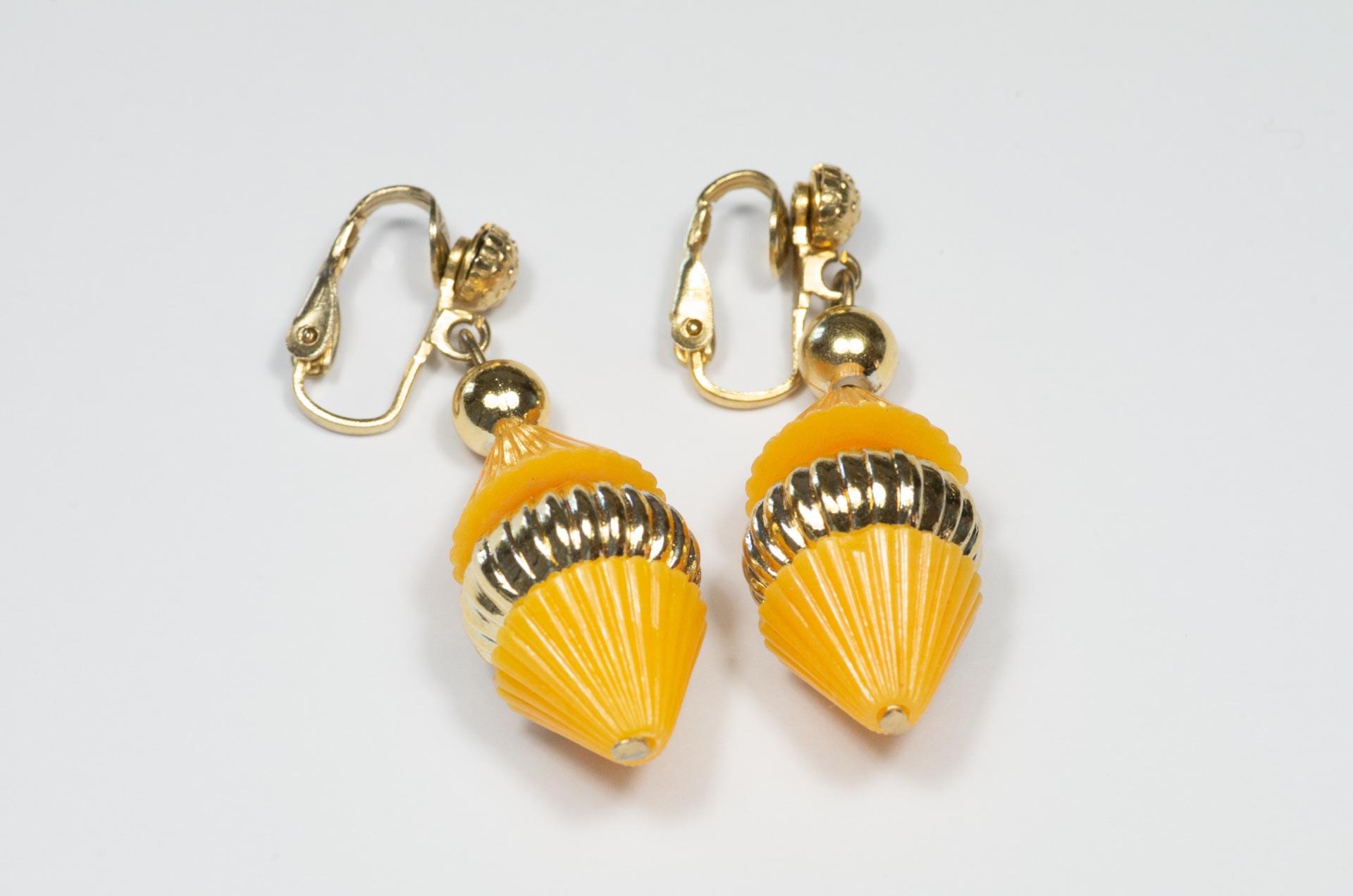 orecchini hong kong gialli 1
