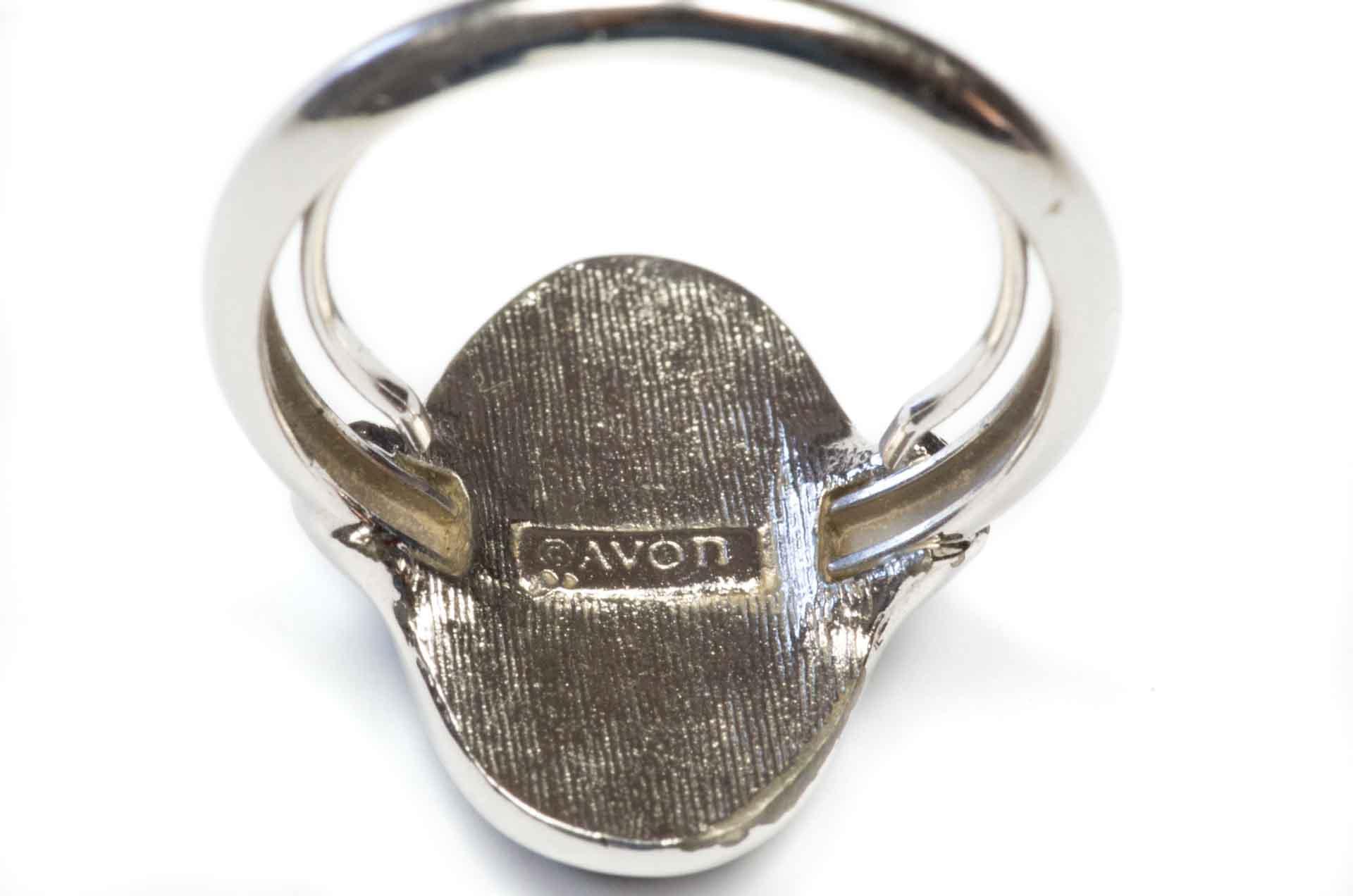 anello avon madreperla 7