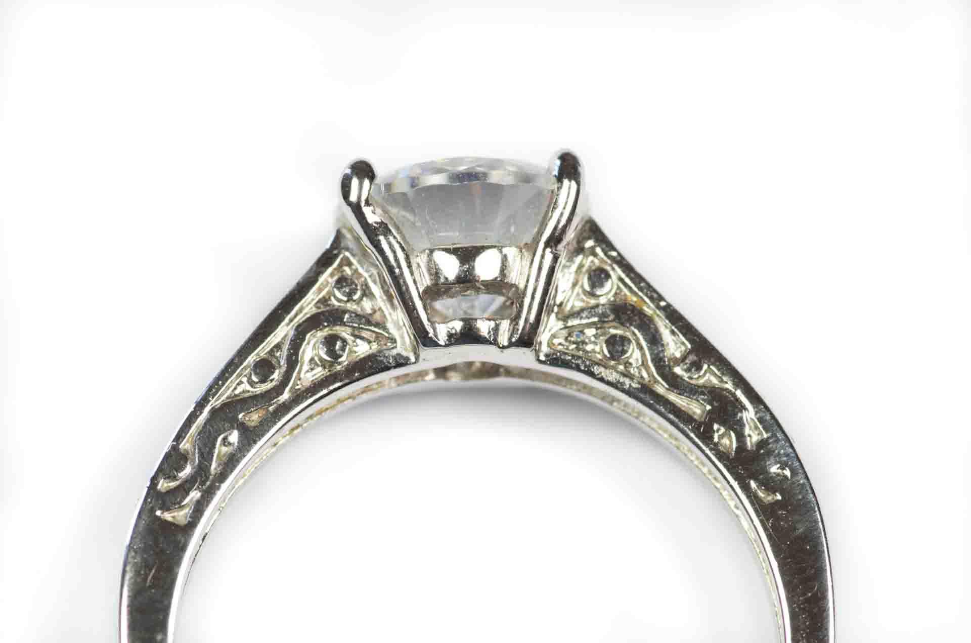 anello solitario 5